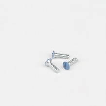 ANSI Slotted oval head machine screw