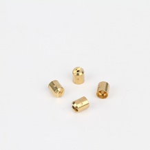 brass slotted pin screw